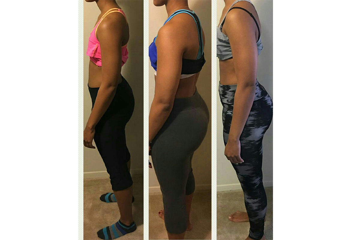 130lbs-142lbs-150lbs in 2 1/2 months