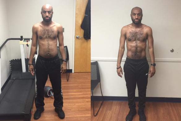 6lbs weight gain in 4 weeks