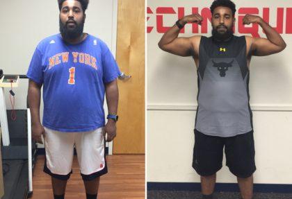 66lbs Weight Loss