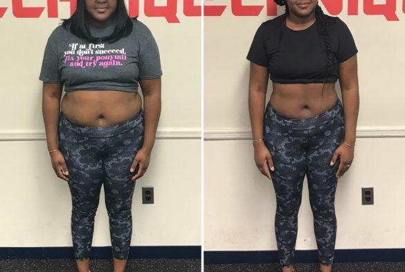 32lbs Weight Loss