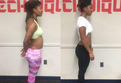 7lbs weight loss