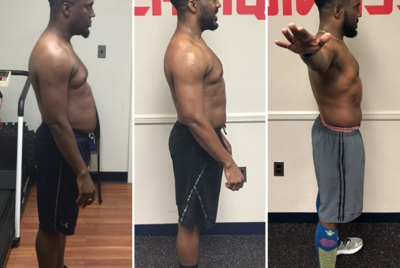 17lbs Weight Loss
