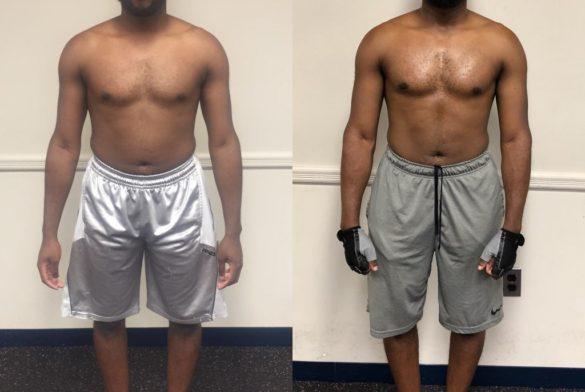 5lbs Weight Gain