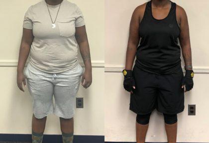 21.4lbs Weight Loss