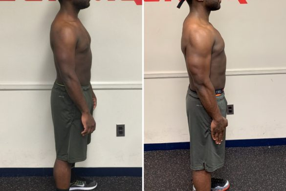 9lbs Weight Gain